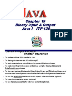 Java IO Correcto