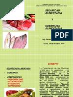 EXPOSICIÓN DMA-SEGURIDAD ALIMENTARIA