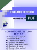 ESTUDIO TECNICO UAEM