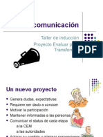 Plan Comunicacion