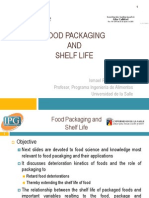 Food Packaging and Shelf Life