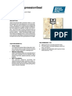 Pavement Seal Data
