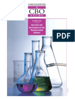 Research and Development in Pharma Industry