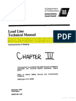 Uscg Loadline Technical Manual
