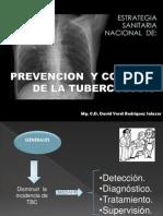 Estrategia Sanitaria Control Tbc