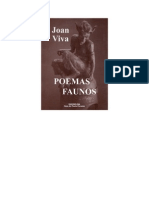 Joan Viva Poemas Faunos 2010