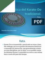 La Practica Del Karate-Do Tradicional