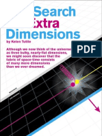 The Search for Extra Dimensions