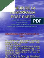 Hemorragia Post-parto Seminario 2)