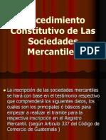 Derecho Mercantil Presentacion