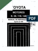 Manual de Reparações Toyota ate o 14B - Pag 1 a 134