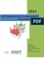 Job Eval and Compensation Planning -ExeQserve