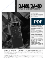 VHF dj180