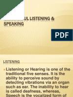 Successful Listening & Speaking