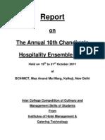 10th Chandiwala Hospitality Ensemble 2011