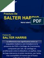 Fractura Salter Harris