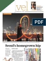 SF Chron Seoul Sept2011 Pg1