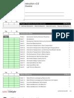 Leed Checklist