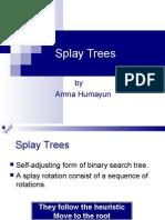 Splay Trees Advanced)