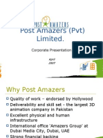 Corporate presentation 04-07