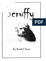 1st Prize - Scruffy by Annabel Hayes