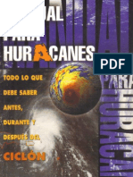 Manual para Huracanes