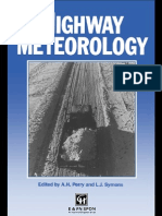 Highway Meteorology