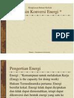 Ringkasan sumber energi