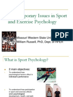 What is Sport Psychology Presentation