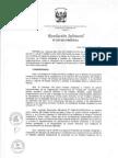 Resolucion Jefatural Nº027-2011-INDEPA_J