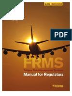 Doc.9966 FRMS Manual for Regulators