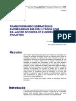 Ademir Antônio Valandro e Gestão de Projetos - to Estratégico e Gerência de Projetos
