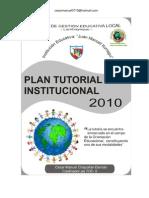 Plan Tutorial de TOE