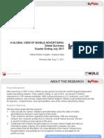 QE July 2011 - Global Report