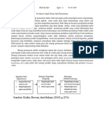 Evaluasi Aspek Pasar Dan Pemasaran
