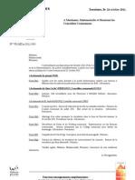 Points complémentaires 2011 10 27