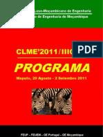 PROGRAMA_CLME2011