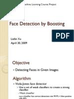 Face Detection Final