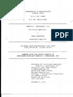 Appellant Bevilacqua Brief