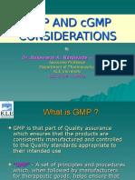 Gmp and Cgmp Considerations 1232704699855468 1
