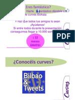 Presentación 11ª edición Bilbao and Tweets con Gonzalo Artiach (centros Curves) - 19 octubre 2011