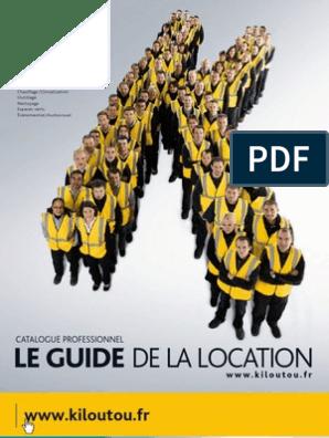 Kiloutou Catalogue Petite Ou Moyenne Entreprise