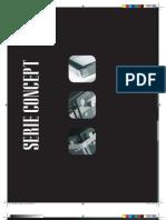 Serie Concept Ducha