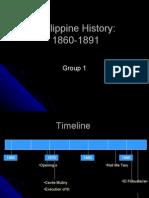 Philippine History (Rizal Course)
