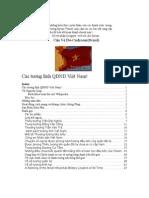 Cac Tuong Linh QDND Viet Nam