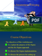 Six Sigma Awareness Training