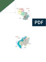 Mapas de Paraguay