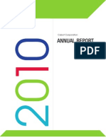 Cabot Corporation 2010 Annual Report