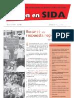 Sidarte, un vuelo de placer y otros ejemplos para la información y la prevención en Sida e ITS. Accion en sida Nº 42