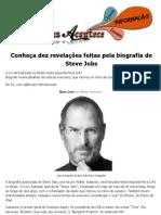 Conheça dez revelações feitas pela biografia de Steve Jobs